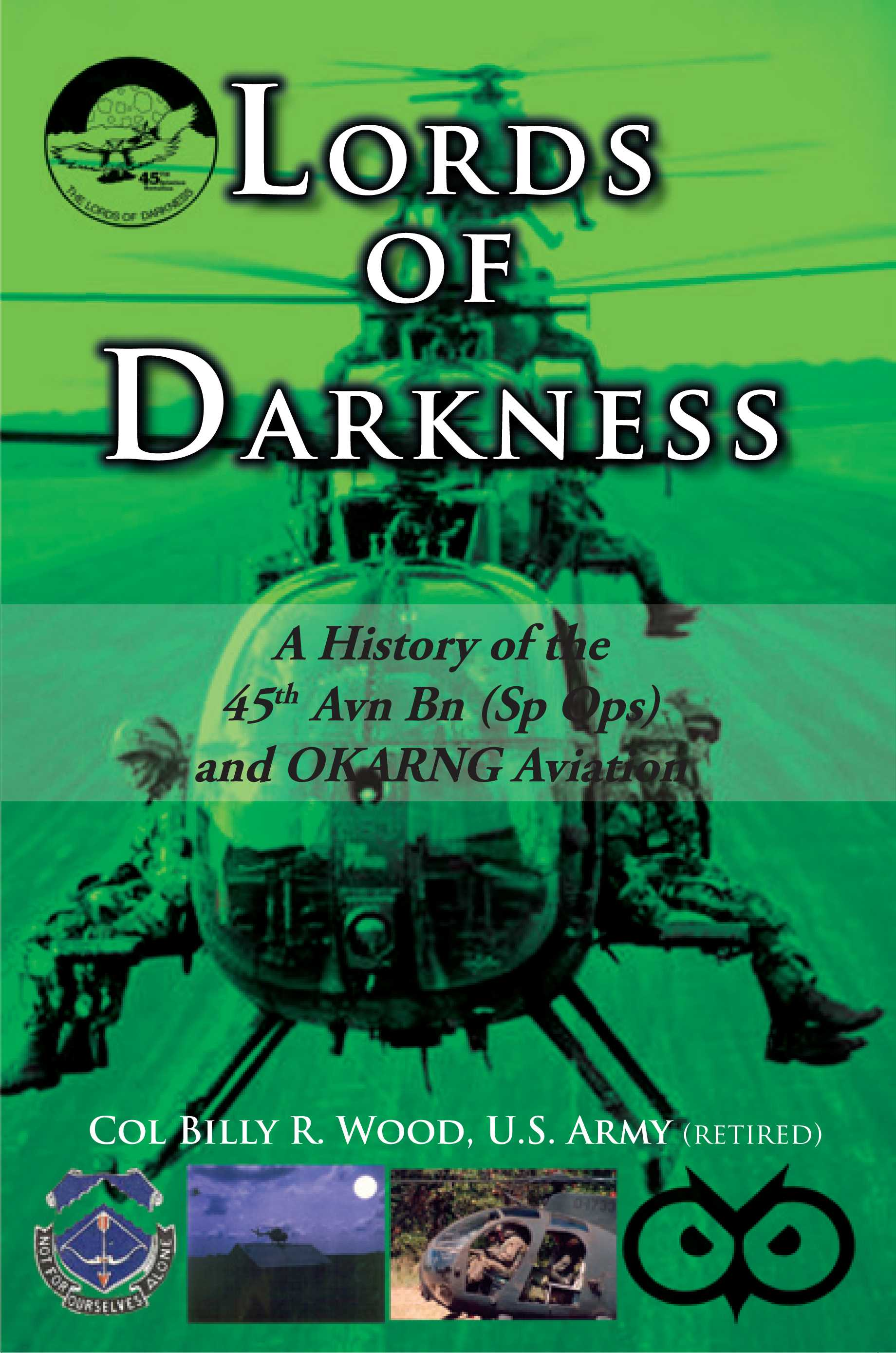 174th ahc vietnam -  Lords Of Darkness By Billy Wood 174th Ahc Vet
