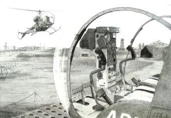 Bell 47 - O primeiro helicoptero operacional Ben23