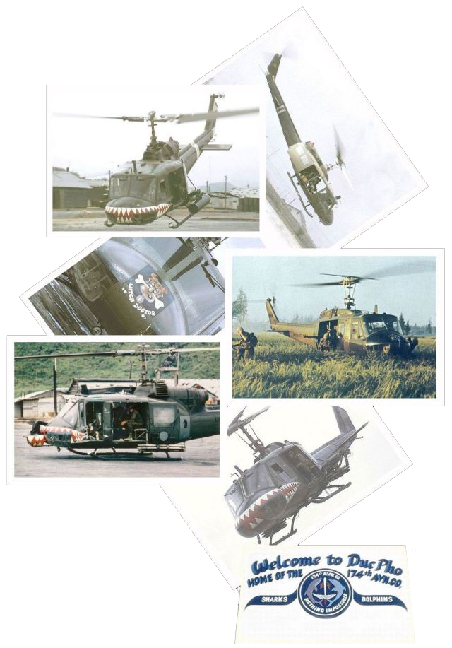 Helicopter Photo Montage