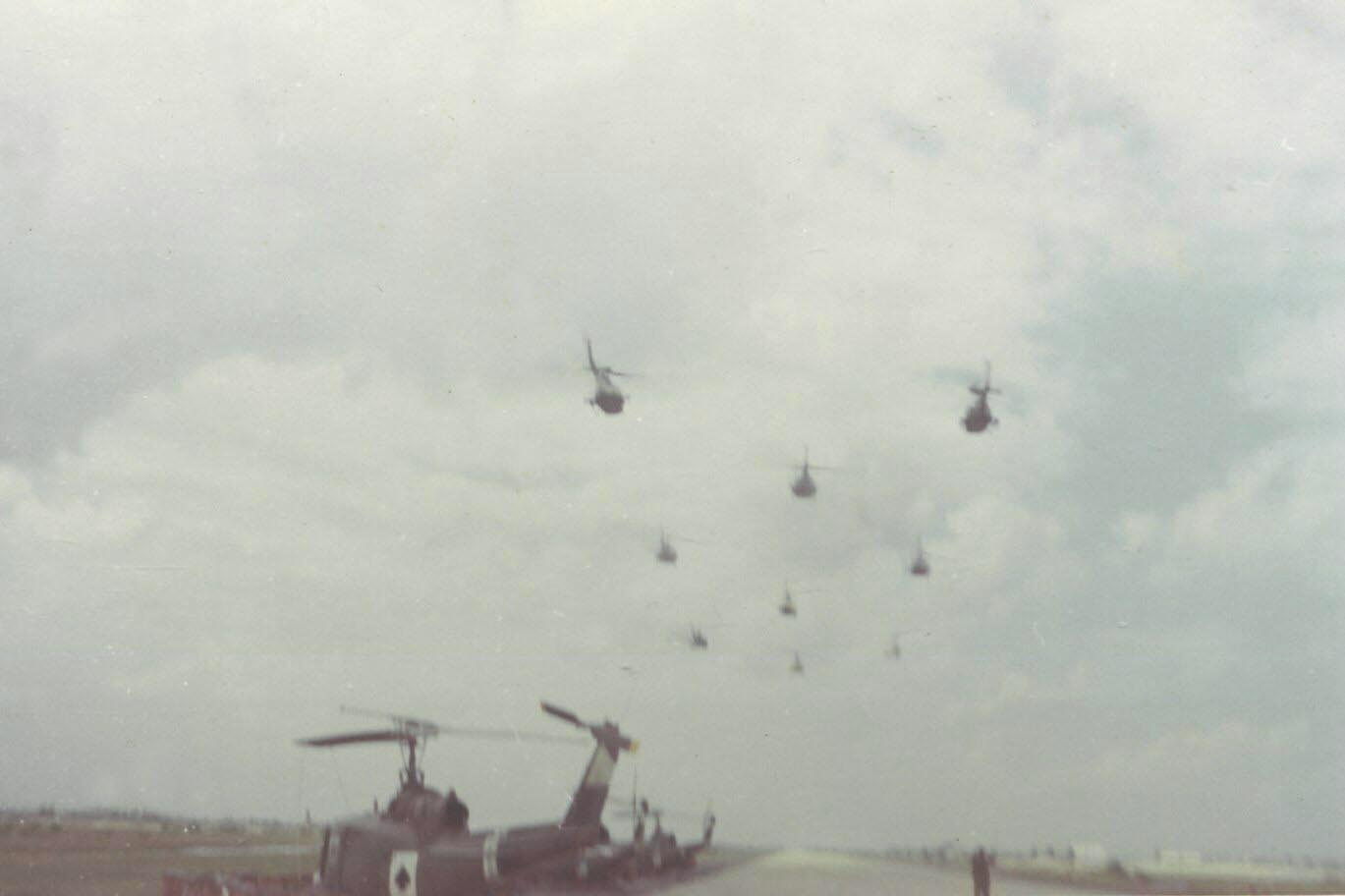 174th ahc vietnam - The First Two Photos Below Where Taken On 15 October 1971 And Is Of The Last Operational Mission Flown By The 174th Assault Helicopter Company