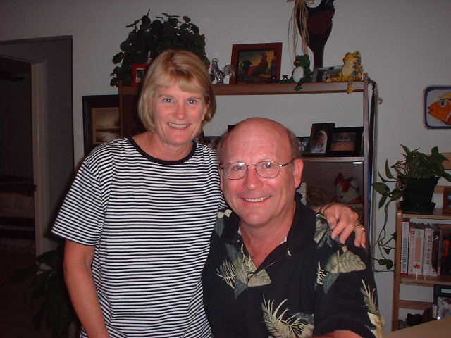 Pam and Jim Young